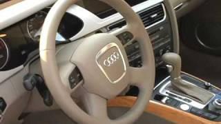 2009 Audi A4 Quattro Review