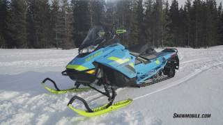 1. 2018 Ski-Doo Renegade Backcountry X 850 Review