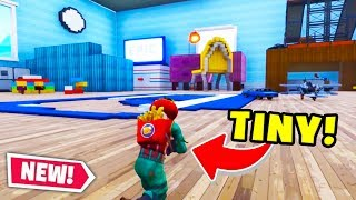 TINY TOYS *NEW* Custom Minigame in Fortnite Battle Royale!