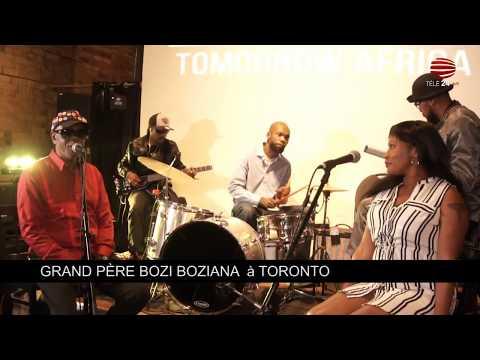 TELE 24 LIVE: LE GRAND PÈRE BOZI BOZIANA A TORONTO, CANADA