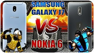 Video Samsung Galaxy J7 2017 vs Nokia 6 Сравнение / Кто лучше? Идентичные смартфоны? MP3, 3GP, MP4, WEBM, AVI, FLV Januari 2019