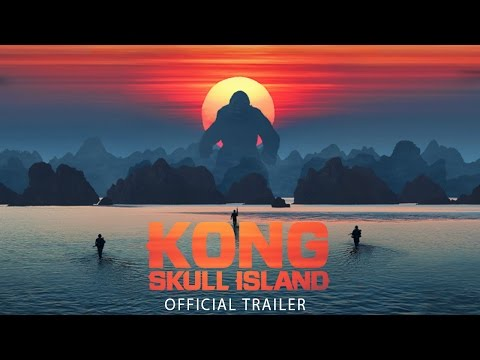 Kong Skull Island Official Trailer 1