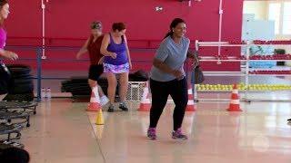 Pompeia: gincana incentiva alunos de academia a eliminarem peso e terem vida mais saudável