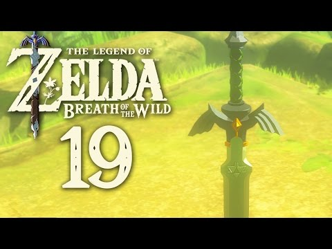 THE LEGEND OF ZELDA: BREATH OF THE WILD # 19 ★ Das Master-Schwert beim Deku-Baum! [HD60]