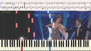 Children's Waltz - Marek Cwynar (Ноты и Видеоурок для фортепиано) (piano cover)