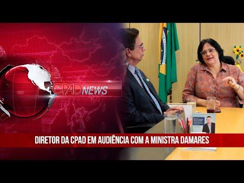 Boletim Semanal de Notícias - CPAD News 156
