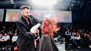 INTERNATIONAL HAIR FASHION SHOW 2015