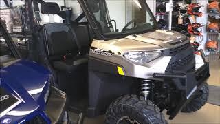 10. Polaris Ranger 900 & 1000 Comparison