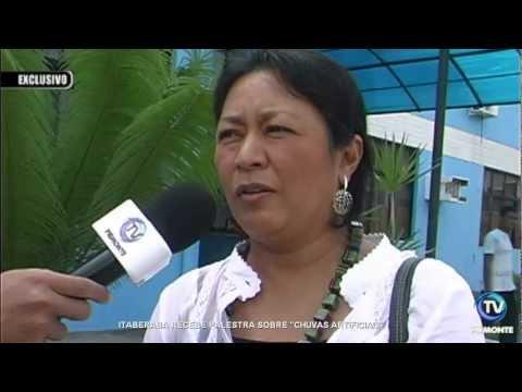Marjorie Imai da MODclima fala sobre o projeto ''Chuvas Artificias'' em Itaberaba - TV Piemonte