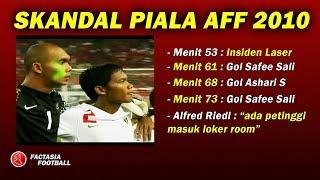 Video TERUNGKAP!! Skandal PIALA AFF 2010 Malaysia vs Indonesia yang Katanya DIATUR OLEH MAFIA MP3, 3GP, MP4, WEBM, AVI, FLV Juni 2019