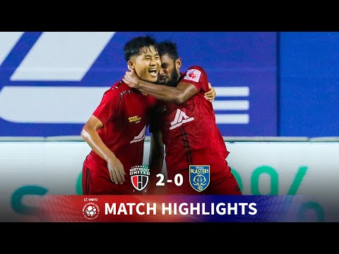 Highlights - NorthEast United FC 2-0 Kerala Blasters - Match 107 | Hero 2020-21