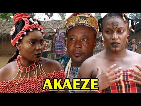 Akaeze 1&2  -  2018 Latest Nigerian Nollywood Igbo Movie Full HD