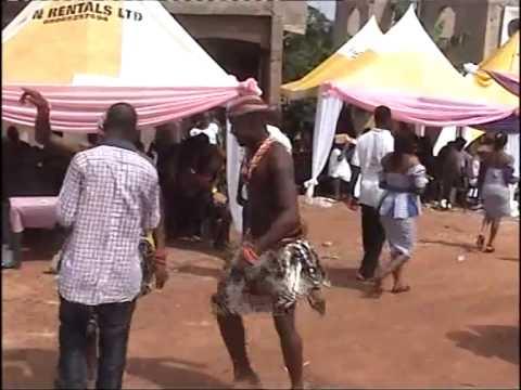 Burial Of Chief Mrs Comfort Ani In Umueze Awkunanaw Enugu State Nigeria