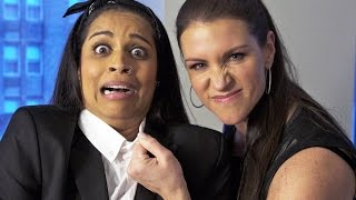 Video I'm Going To Be a WWE Wrestler!! (ft. Stephanie McMahon) MP3, 3GP, MP4, WEBM, AVI, FLV Juni 2019