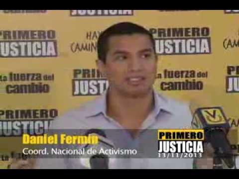 Primero Justicia responsabiliza a Nicolás Maduro por el caos económico en el país