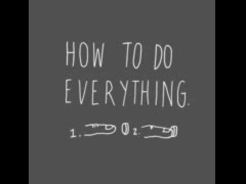How To Do Everything - Lyin' Eyes