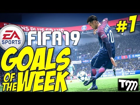 FIFA 19 - Top 10 Goals Of The Week #1