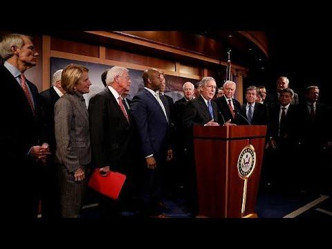 Η Γερουσία ενέκρινε το φορολογικό νομοσχέδιο- Ξανά στη Βουλή για τελική ψηφοφορία …
