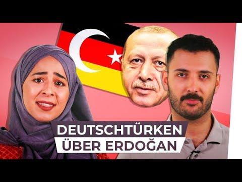 Deutschtürken über Erdoğan