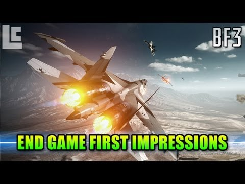 End Game First Impressions (Battlefield 3 Gameplay/Commentary)
