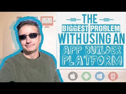 📱 The Biggest Problem With Using An App Builder Platform