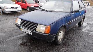 видео авто ЗАЗ 110206 в кредит