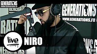 Niro - Perdu & Enemy (Live des studios de Generations)