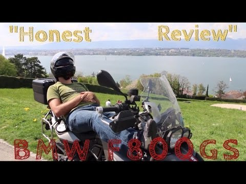 An Honest Review of the BMW F800GS