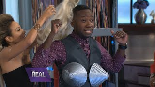 Lamorne Morris Plays a Game of 'Guess Who's Moving In?'