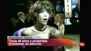 Muere la cantante Whitney Houston a los 48 años