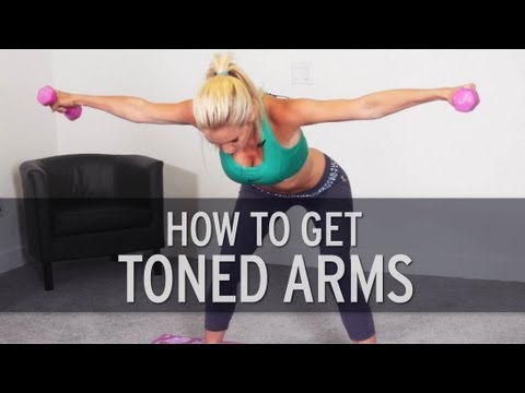 How To Lose Arm Fat