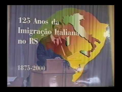 SERAFINENSES NOTÁVEIS DA CULTURA ITALIANA- 2000- SERAFINA CORRÊA-RS