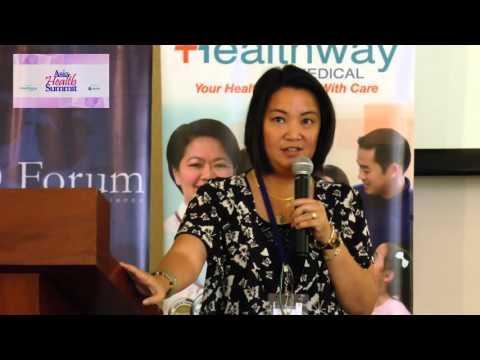 Asia Health Summit 2015: Dr Jay Carcereny, Psychiatrist Healthway Medical