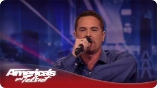 Chris La Vrar Drops a Freestyle Rap for Howard Stern - America's Got Talent Audition Season 7