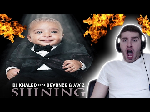 DJ Khaled - Shining ft. Beyonce & Jay Z REACTION!!