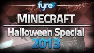 Minecraft - Halloween Special 2013