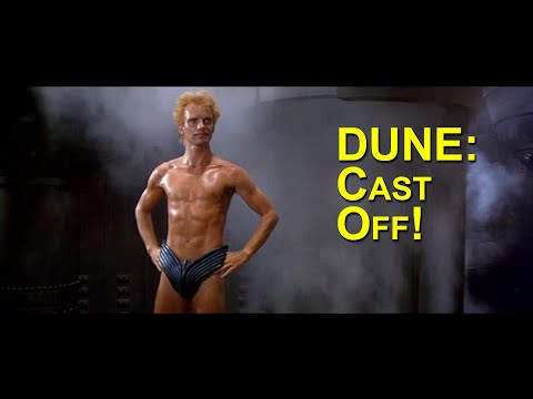DUNE 2020 vs DUNE 1984: Cast Off