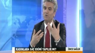 Doç.Dr.Hayati Akbaş-Saç Ekimi ve Burun Estetiği-Ülke Tv