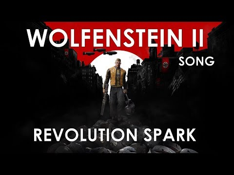 Wolfenstein 2: The New Colossus Song - Revolution Spark by Miracle of Sound