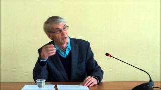 Лекция 3 — Общее представление о споре — Никифоров А.Л. — видео