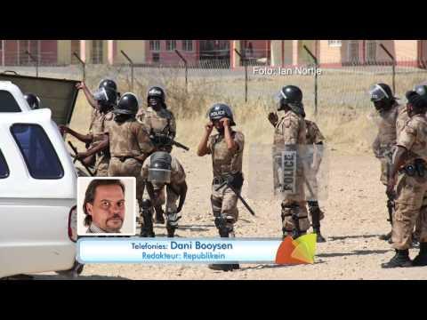 Dagbreek: Namibiese nuus - Dani Booysen