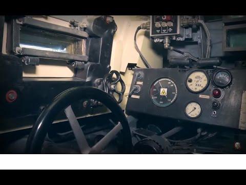 Внутри Танка Тигр H1. Реалистичная Игра Симулятор Немецкого Танка Войны