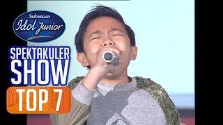 Video DEVEN - PRICE TAG (Jessie J ft. B.O.B) - TOP 7 - Indonesian Idol Junior 2018 MP3, 3GP, MP4, WEBM, AVI, FLV April 2019