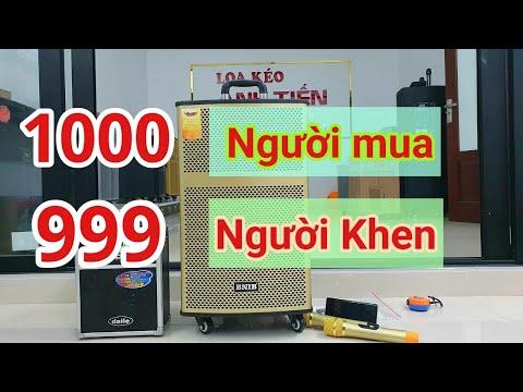 1000 Khách Mua Thì 999 Khách Khen Hay - Loa Kéo BNIB 1203 Hát Là Hay