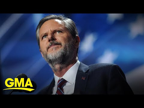 Liberty University opens independent investigation of Jerry Falwell Jr. l GMA