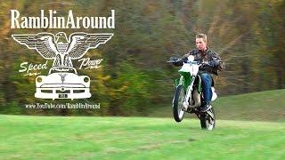 3. Ethan's Awesome Kawasaki KX85 Dirtbike