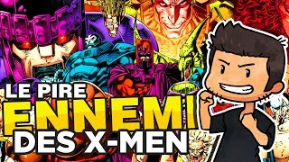 Video LE PIRE ENNEMI DES X-MEN !!?? MP3, 3GP, MP4, WEBM, AVI, FLV Oktober 2017