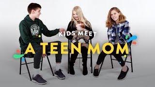Video Kids Meet a Teen Mom | Kids Meet | HiHo Kids MP3, 3GP, MP4, WEBM, AVI, FLV Juni 2019