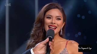 Miss Universe 2016  Philippines   Maxine Medina   Top 6  Full Performance   Hd