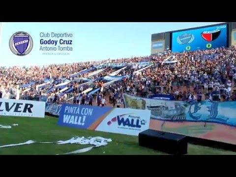 Clip hinchada vs. Colón - La Banda del Expreso - Godoy Cruz